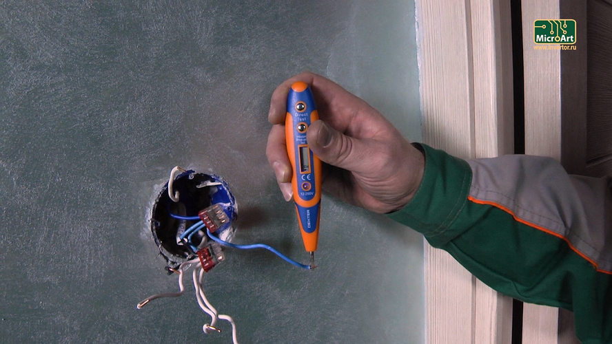 Обзор термостата NUT MICROART: монтаж.