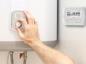 Купить термостат / регулятор температуры  для бойлера