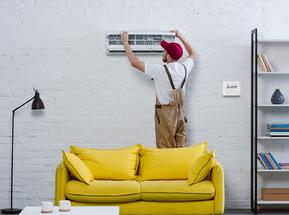 Термостат / регулятор для любого кондиционера (комнатного, бытового, промышленного, офисного)